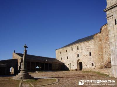 Peña de Francia - Sierra de Francia; ruta a pie madrid; ruta senderismo la pedriza